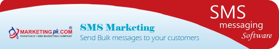 SMS Marketing Software Banner MarketingPk